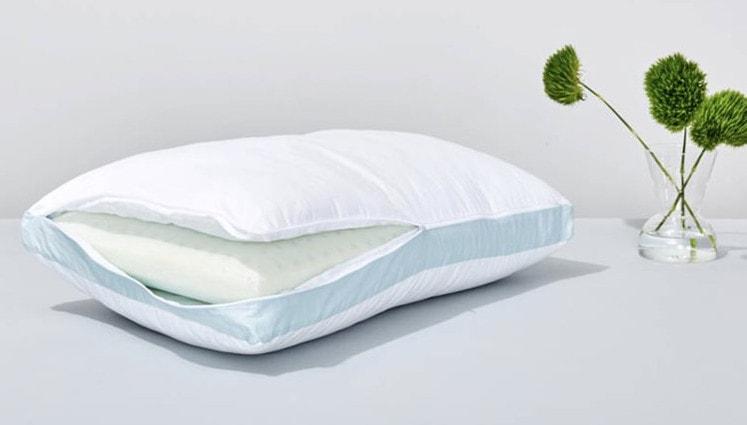 pluto pillow review unzipped
