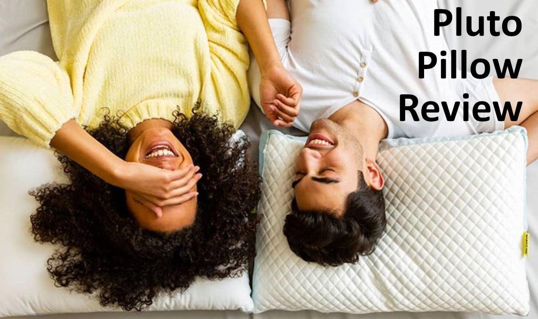 pluto custom pillow review