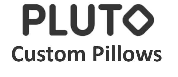pluto pillow review logo