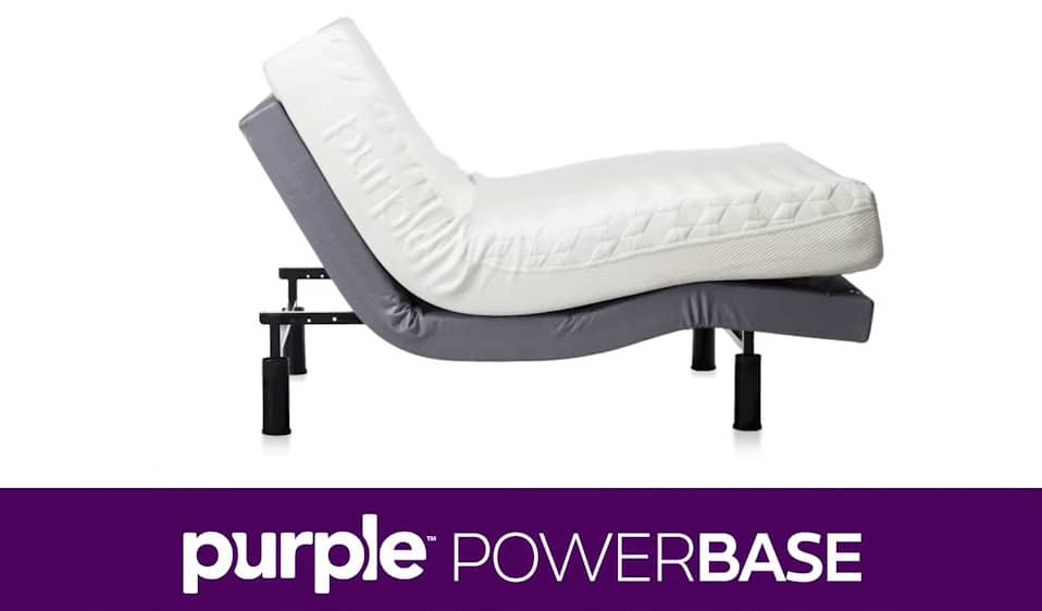 benefits to the purple adjustable power base