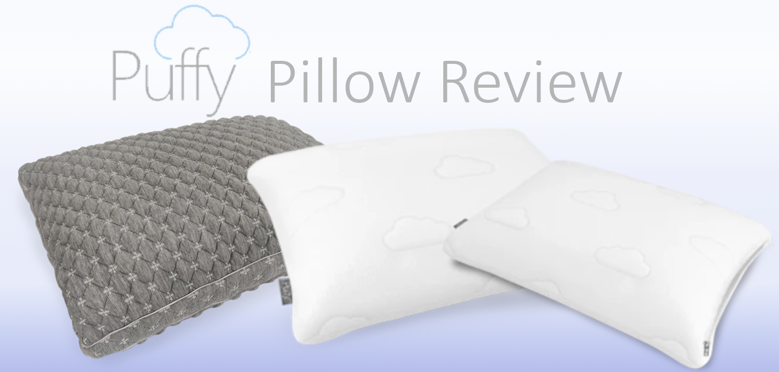 puffy pillow review by our sleep guide