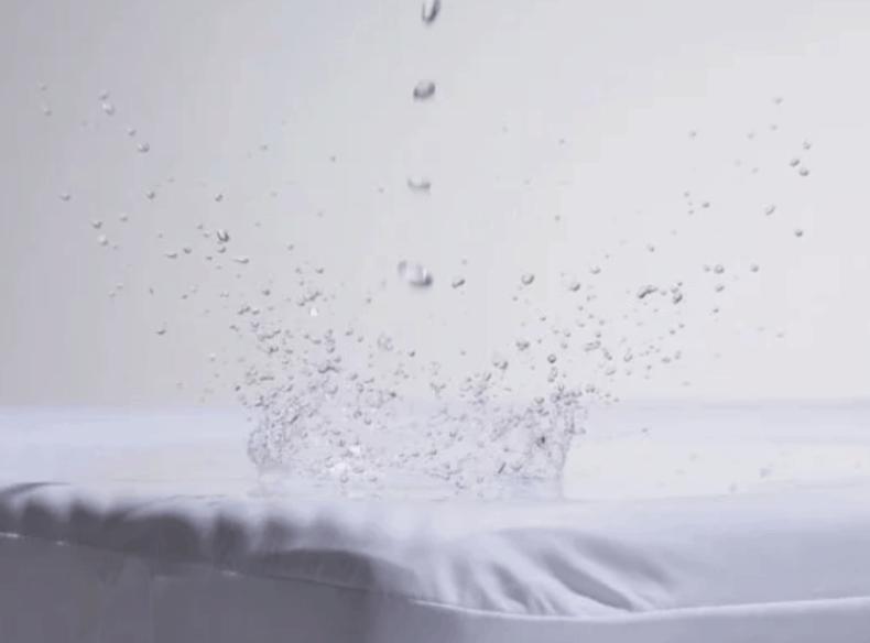 splash mattress protector
