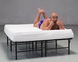 purple mattress base platform