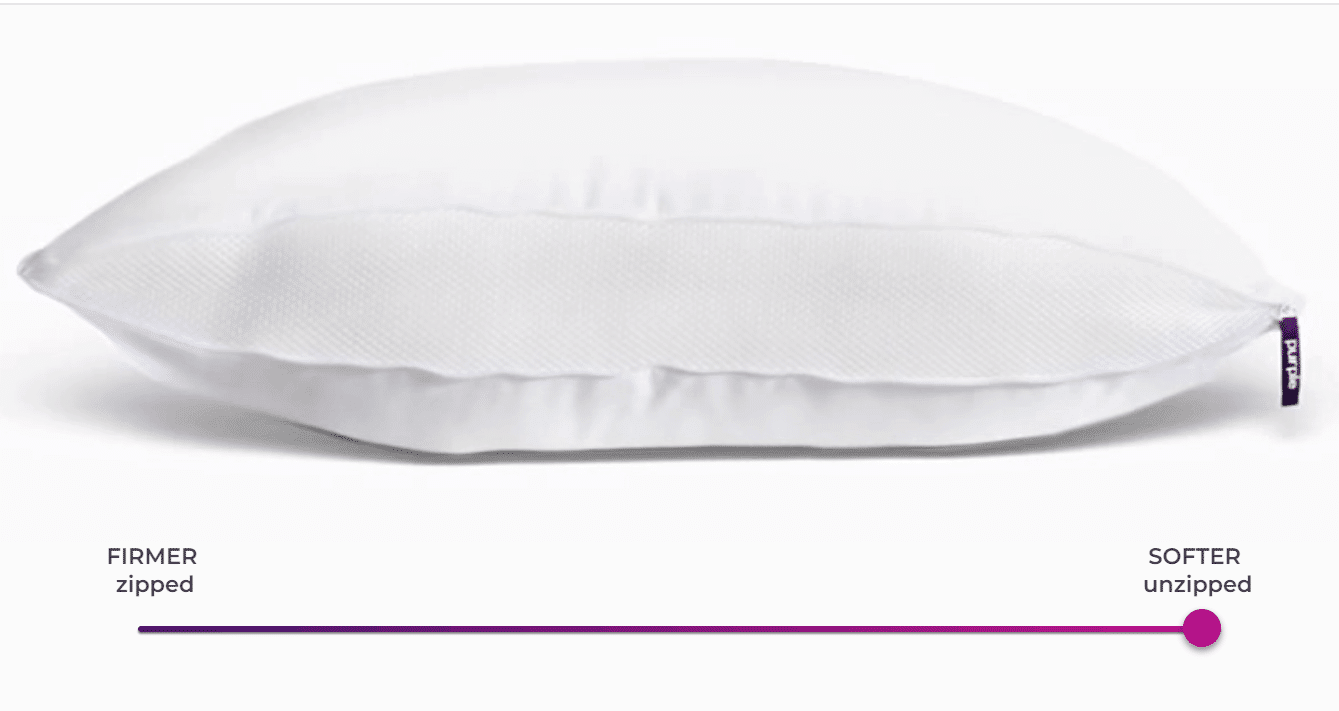 top pillows made by purple