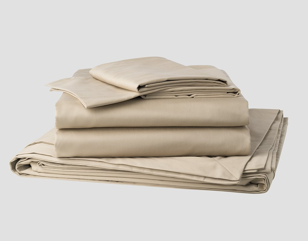 long-staple egyptian cotton sateen sheets review