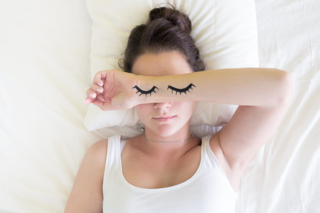 don't oversleep