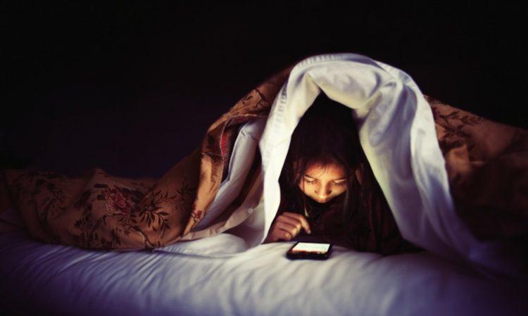 technology and Sleep blatant hypocrisy