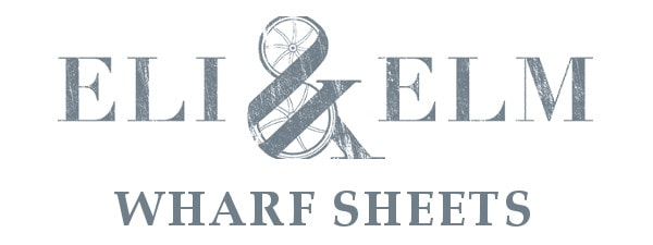 eli and elm wharf sheets review logo