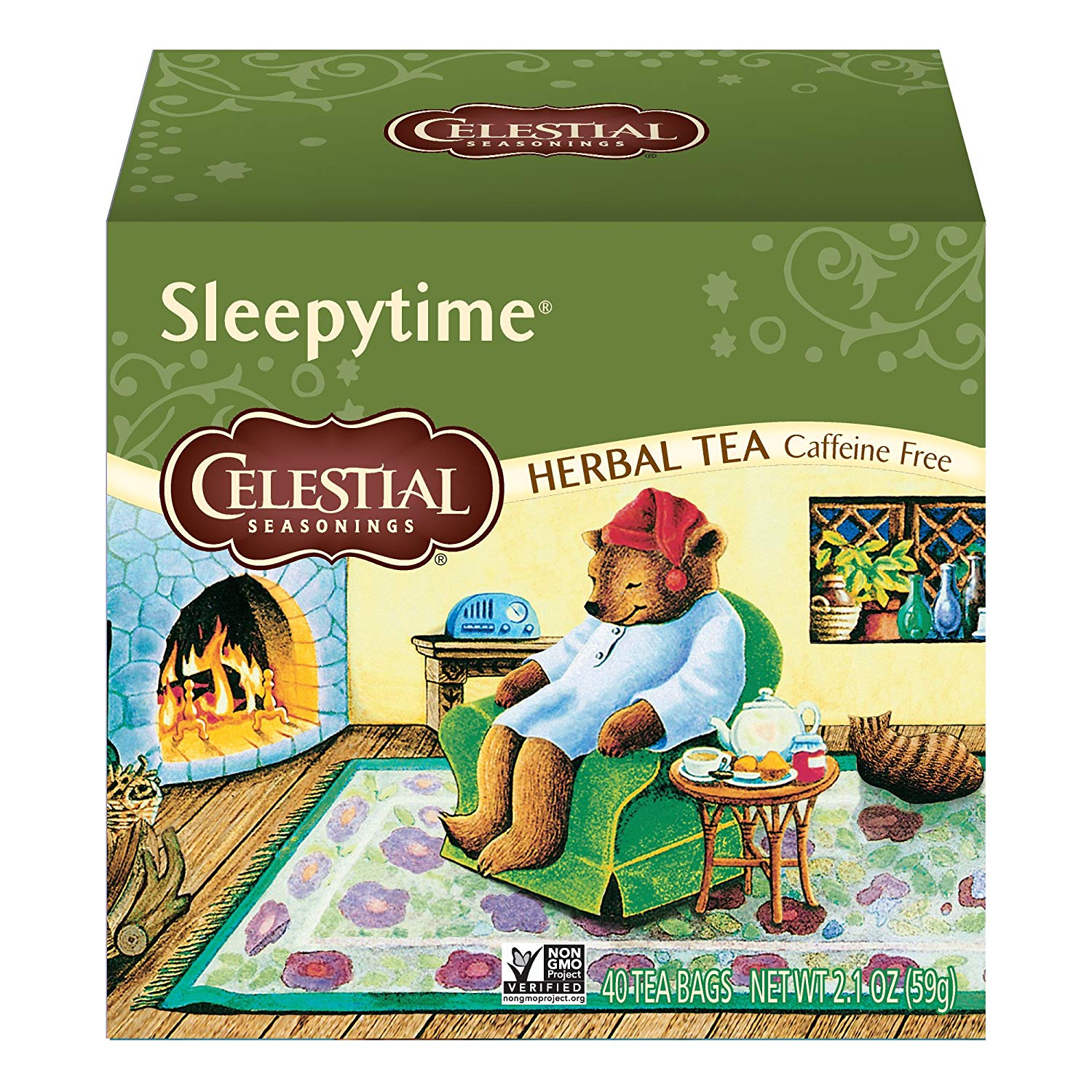 favorite tea brands for sleeping