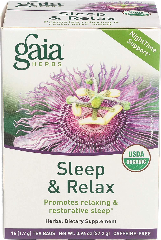 favorite tea for sleeping