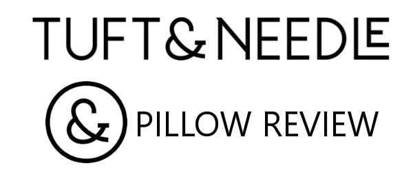 tuft and needle pillow