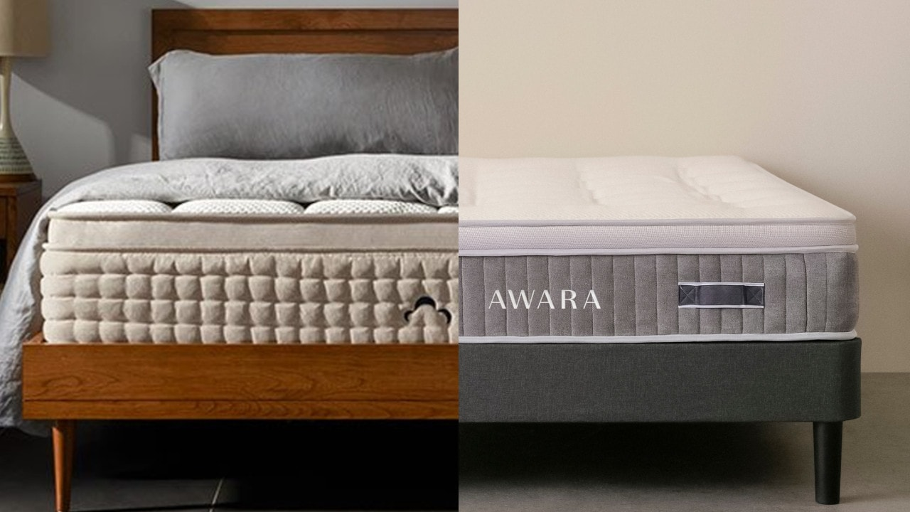dreamcloud vs awara