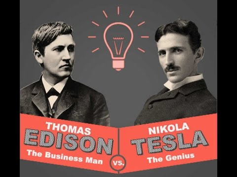 napping edison vs tesla
