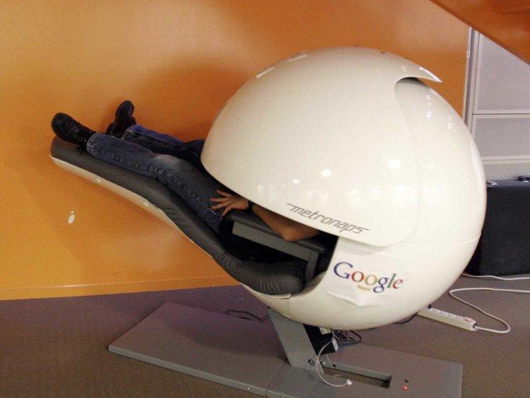 google nap pod