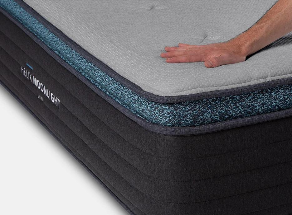 helix luxe vs winkbed mattress