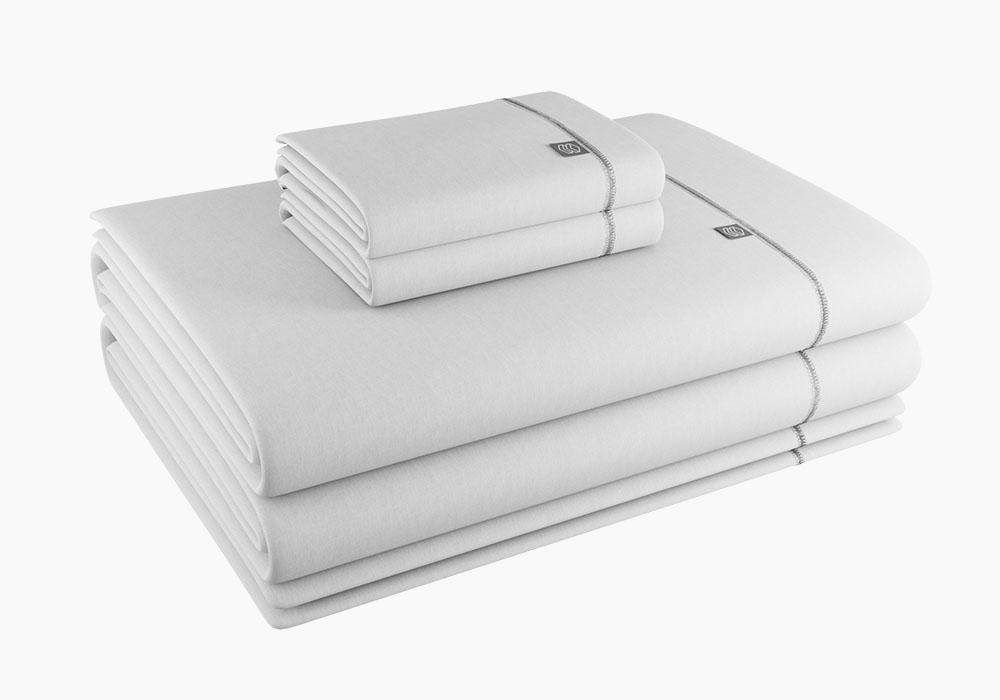 white layla sheet set