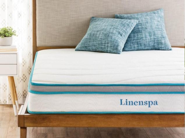 best mattress under $200 - linenspa mattress
