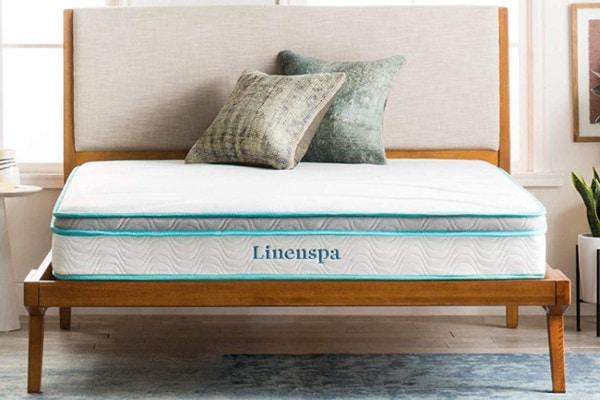 best hyrbid mattress amazon