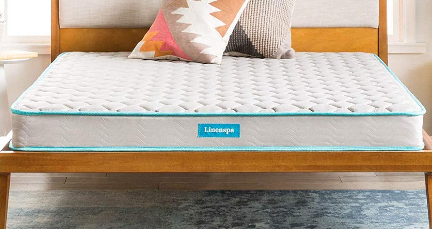 """linenspa 6"""" mattress"""