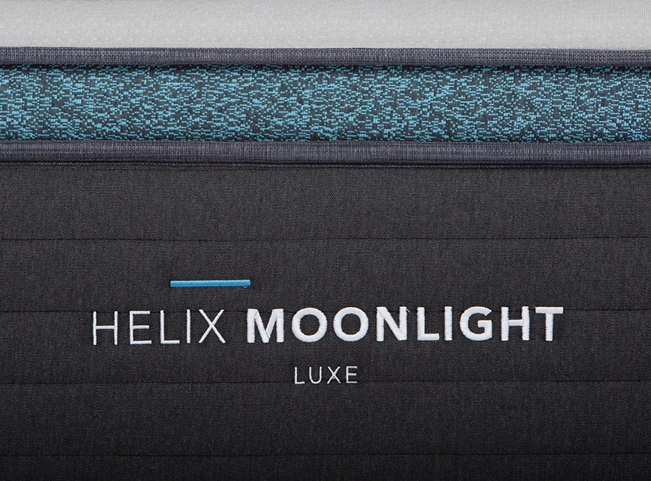 edge support on the helix luxe bed