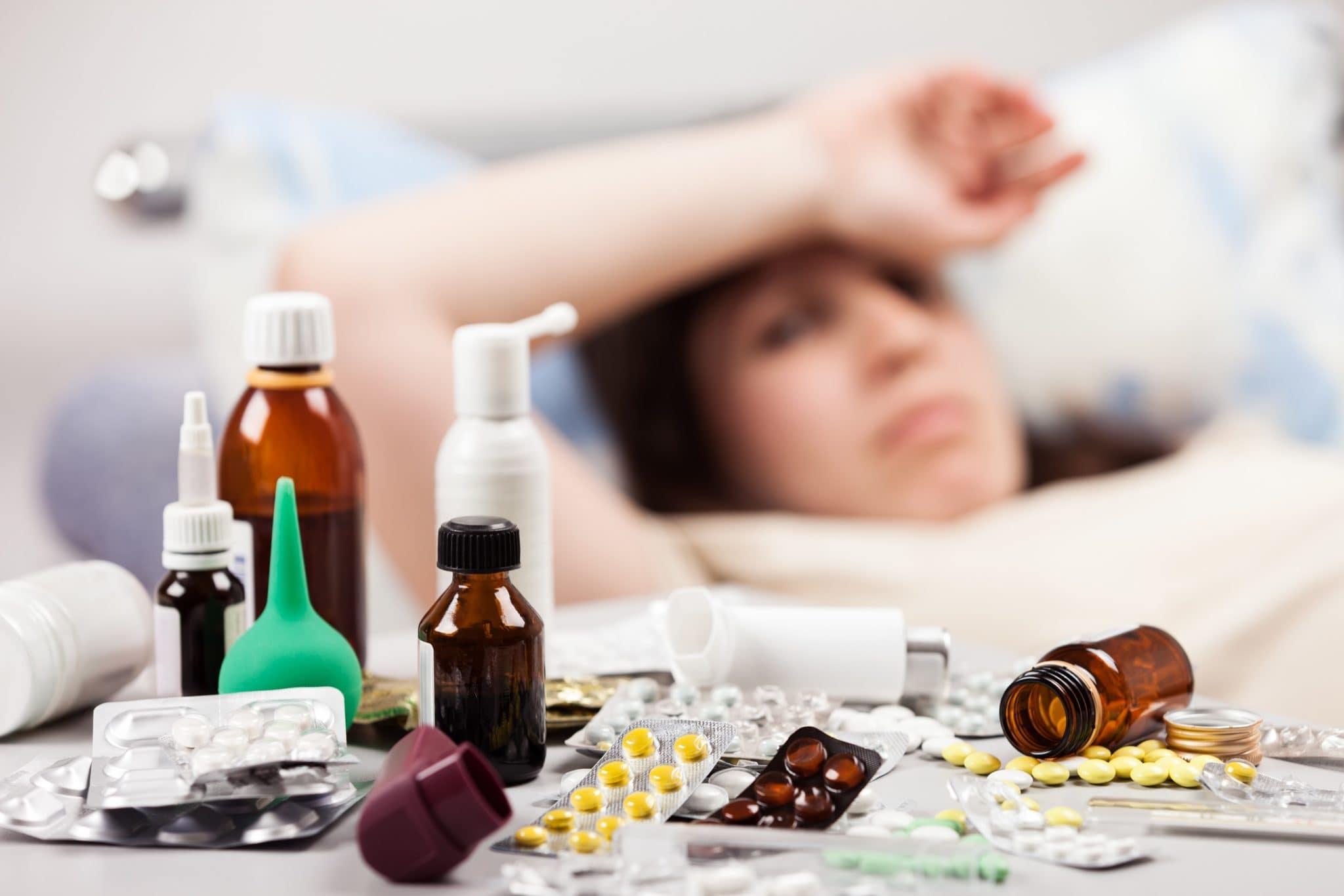 sleep better when you're sick