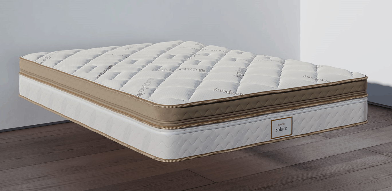 new solaire mattress by saatva