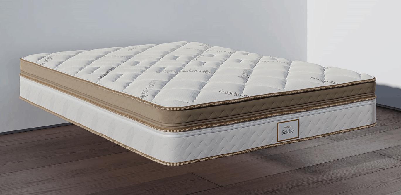 new solaire mattress bt saatva
