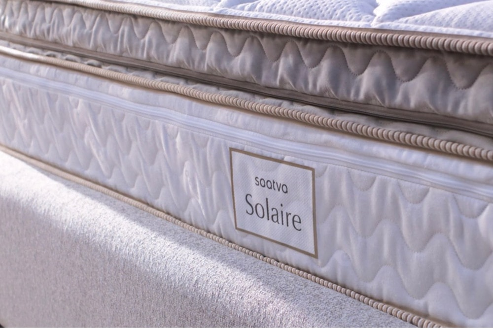 solaire by saatva close up