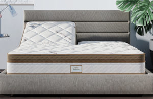 solaire adjustable aire bed saatva