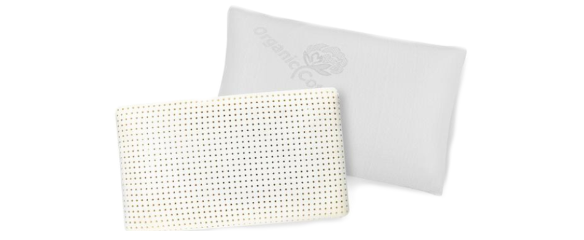 the talalay latex pillow from brooklyn bedding review