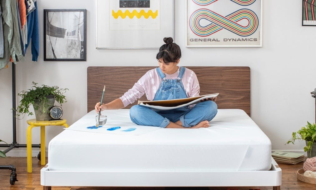 is the tuf and needle mattress protector comfortable?
