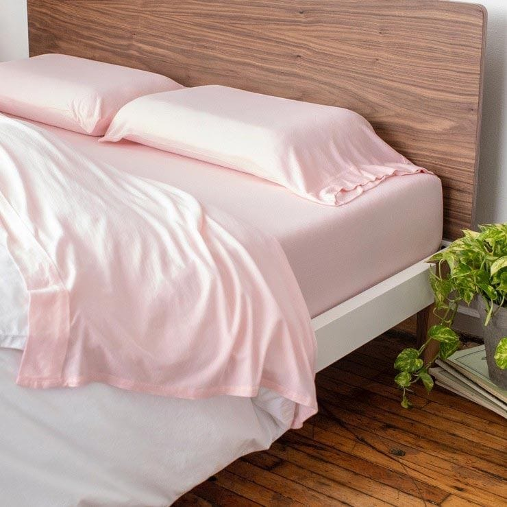jersey sheets by tuft and needle