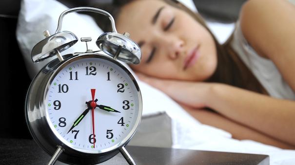 sleep quantity