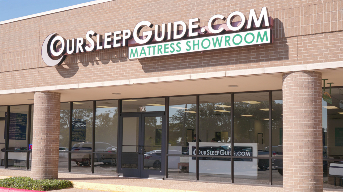 our sleep guide texas showrooms