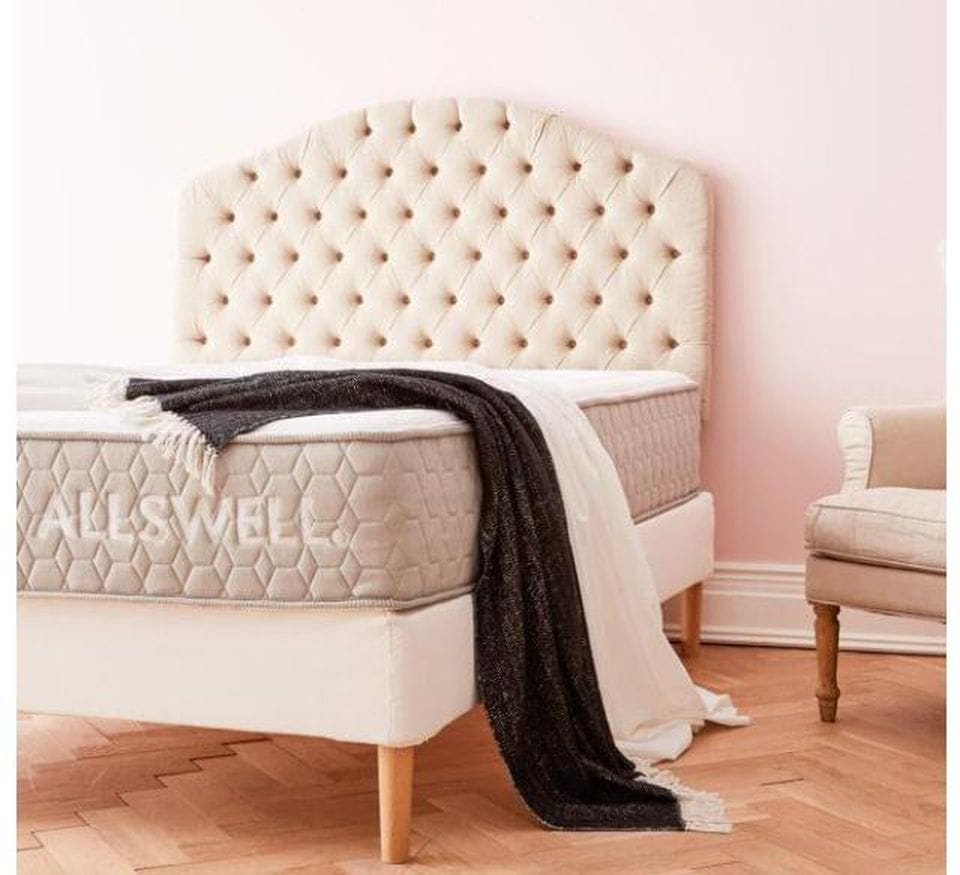 allswell mattresses side of luxe hybrid