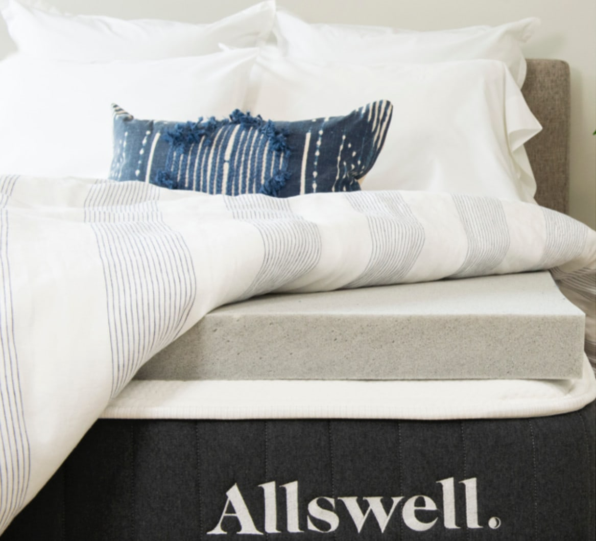 allswell mattress toppers