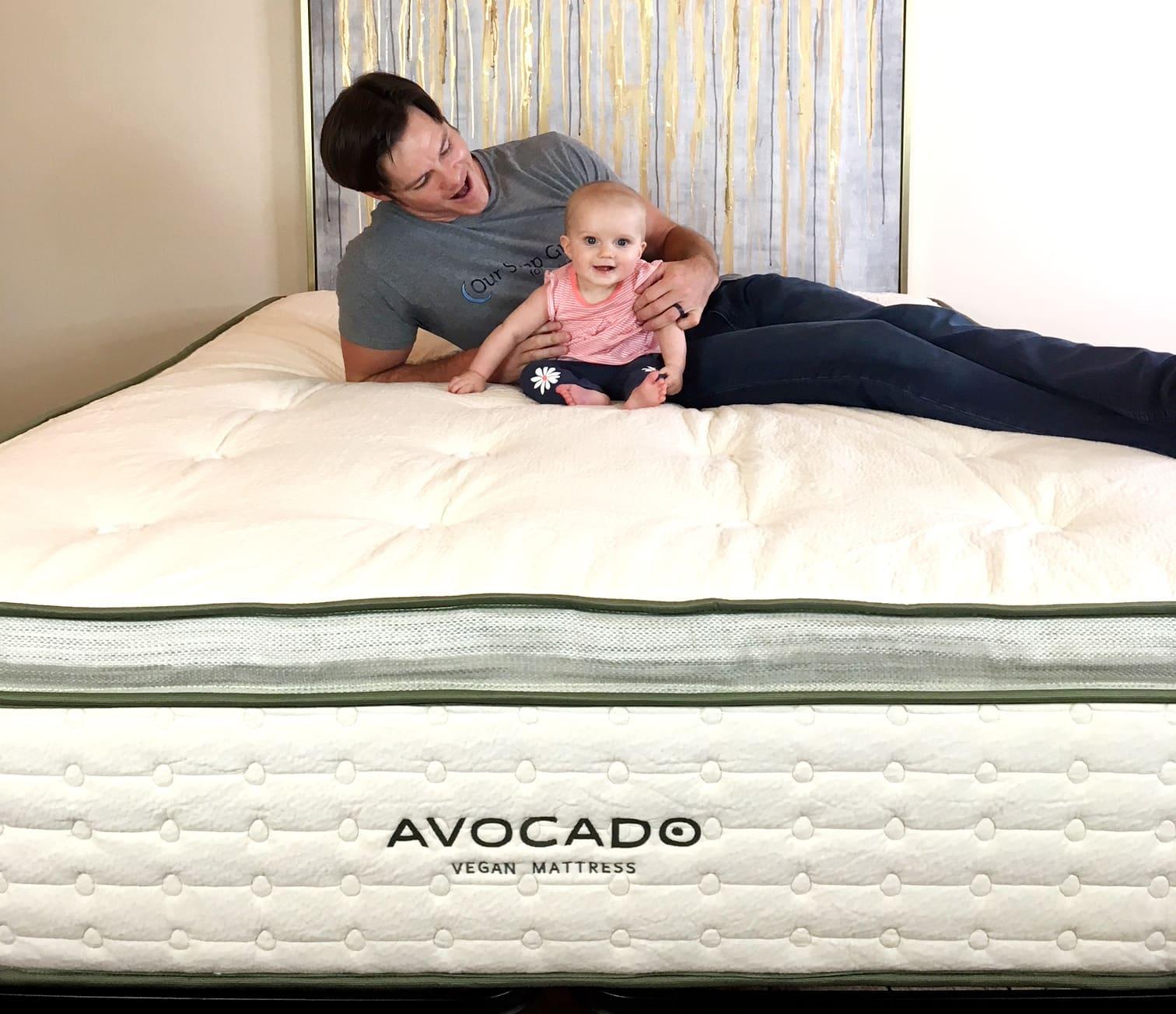 best mattress avocado