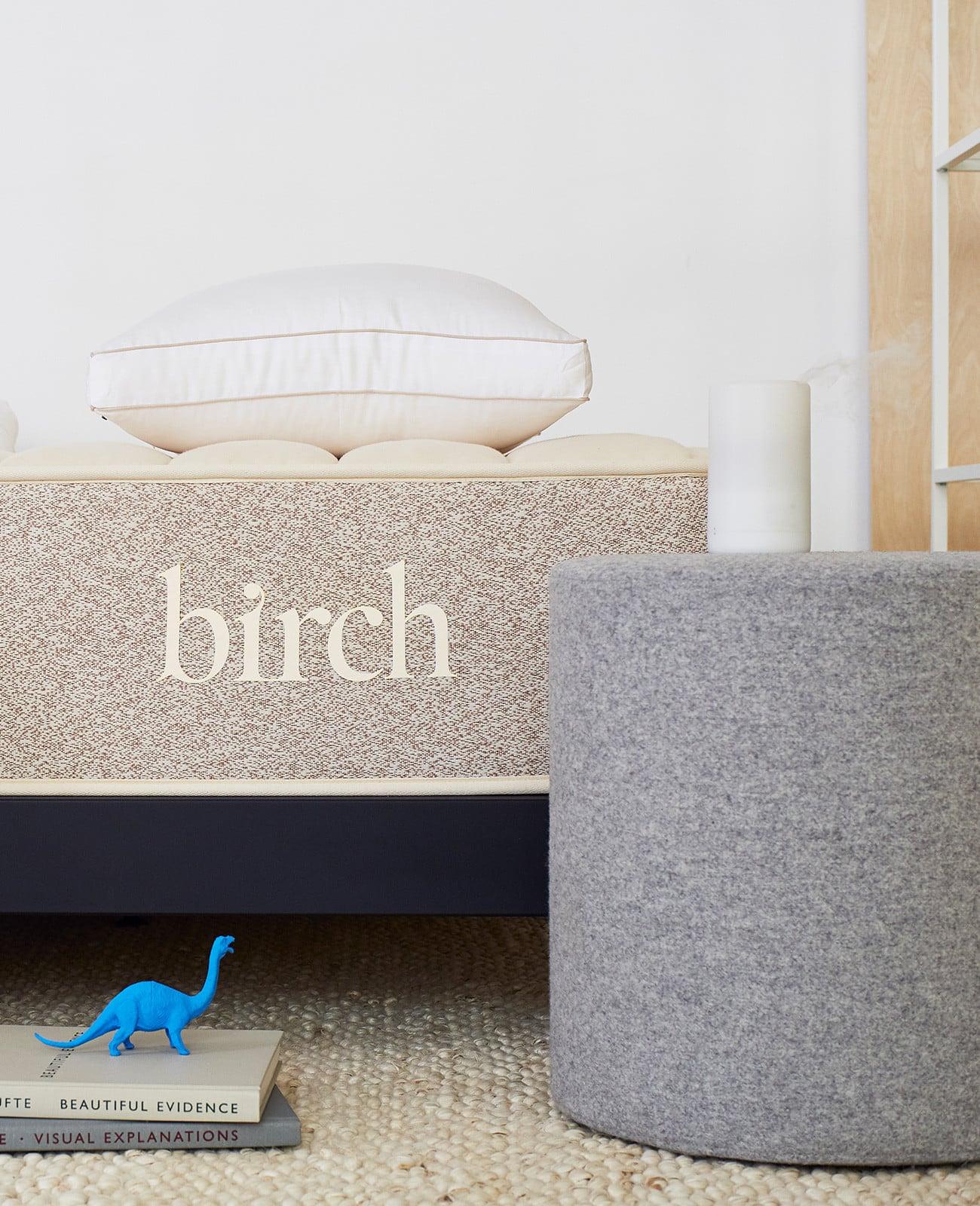 long mattress birch