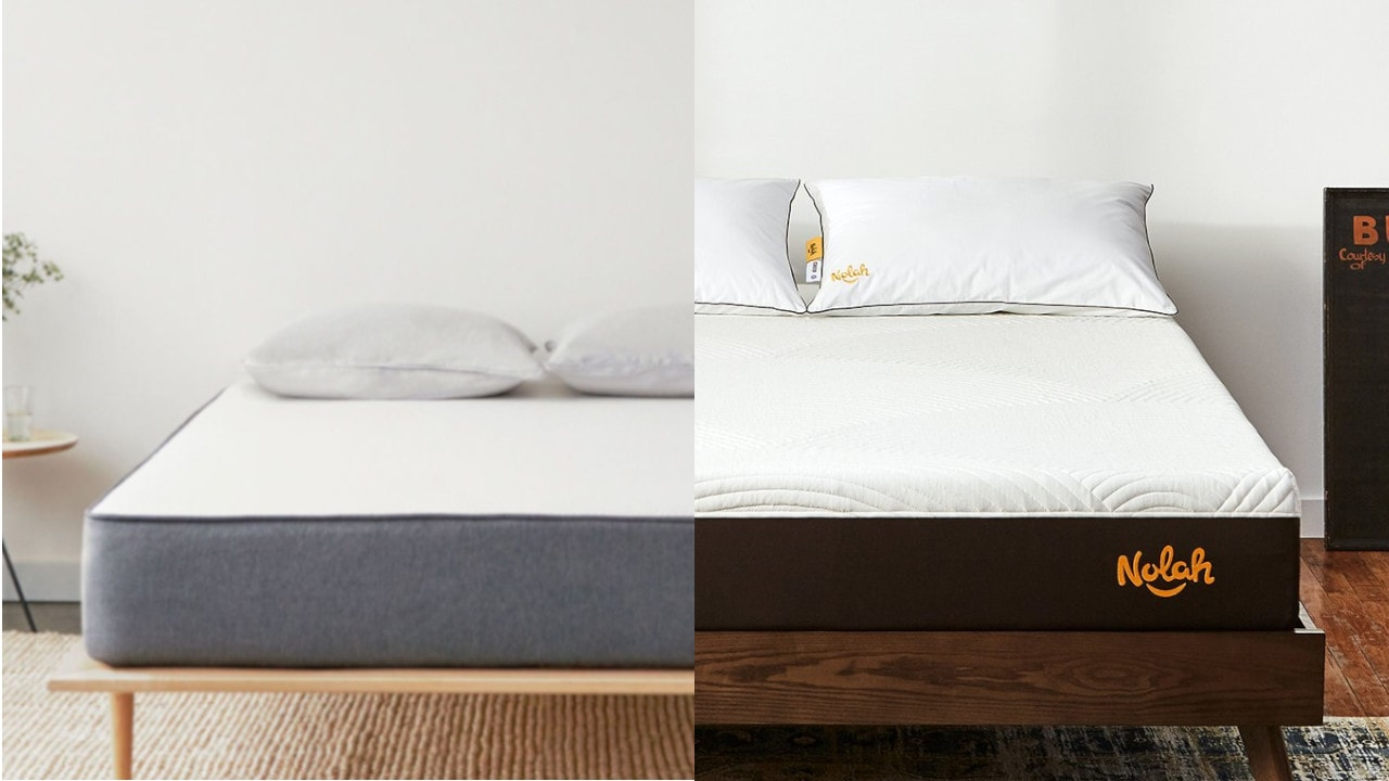 casper vs nolah battle of the beds
