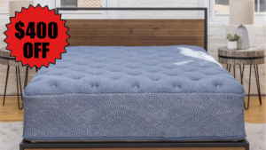 luft mattress $400 coupon