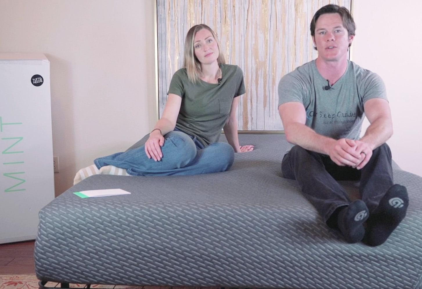 tuft and needle mattresses comfort