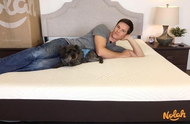 comfort of the nolah mattress