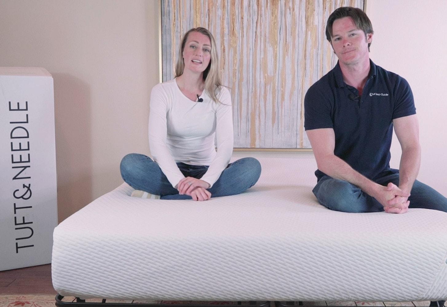 tuft and needle mattresses firmness