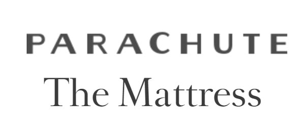 parachute the mattress logo
