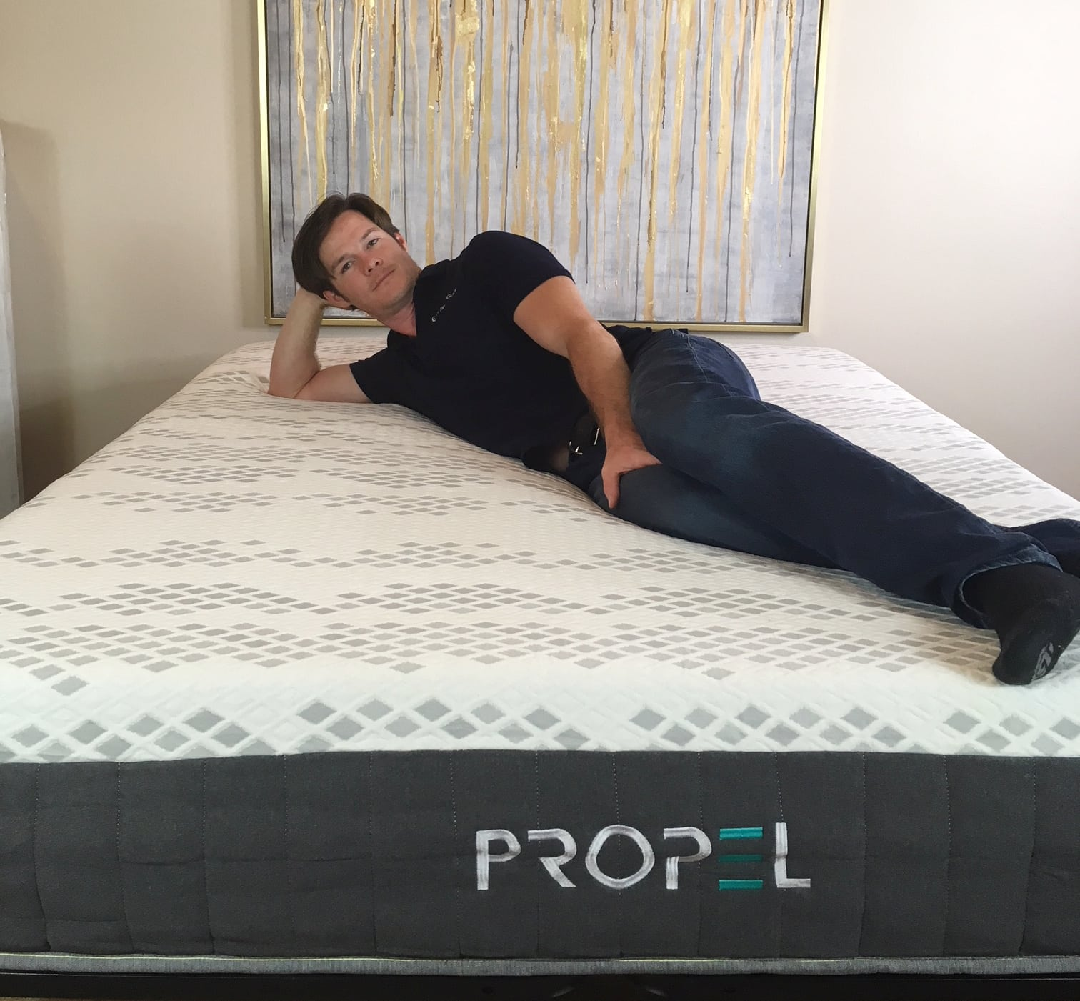 propel mattress review