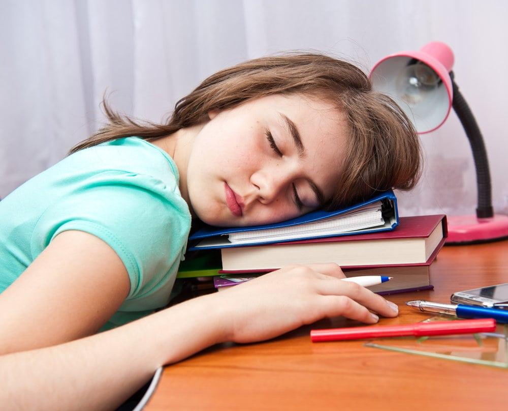 teen sleep hygiene