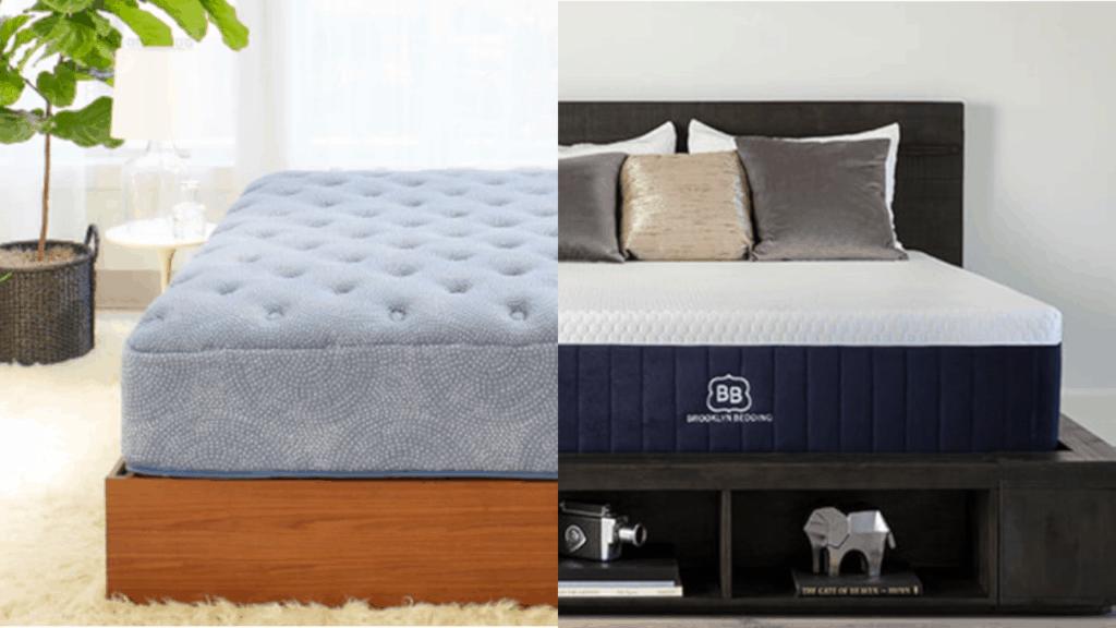 brooklyn aurora vs luuF mattress