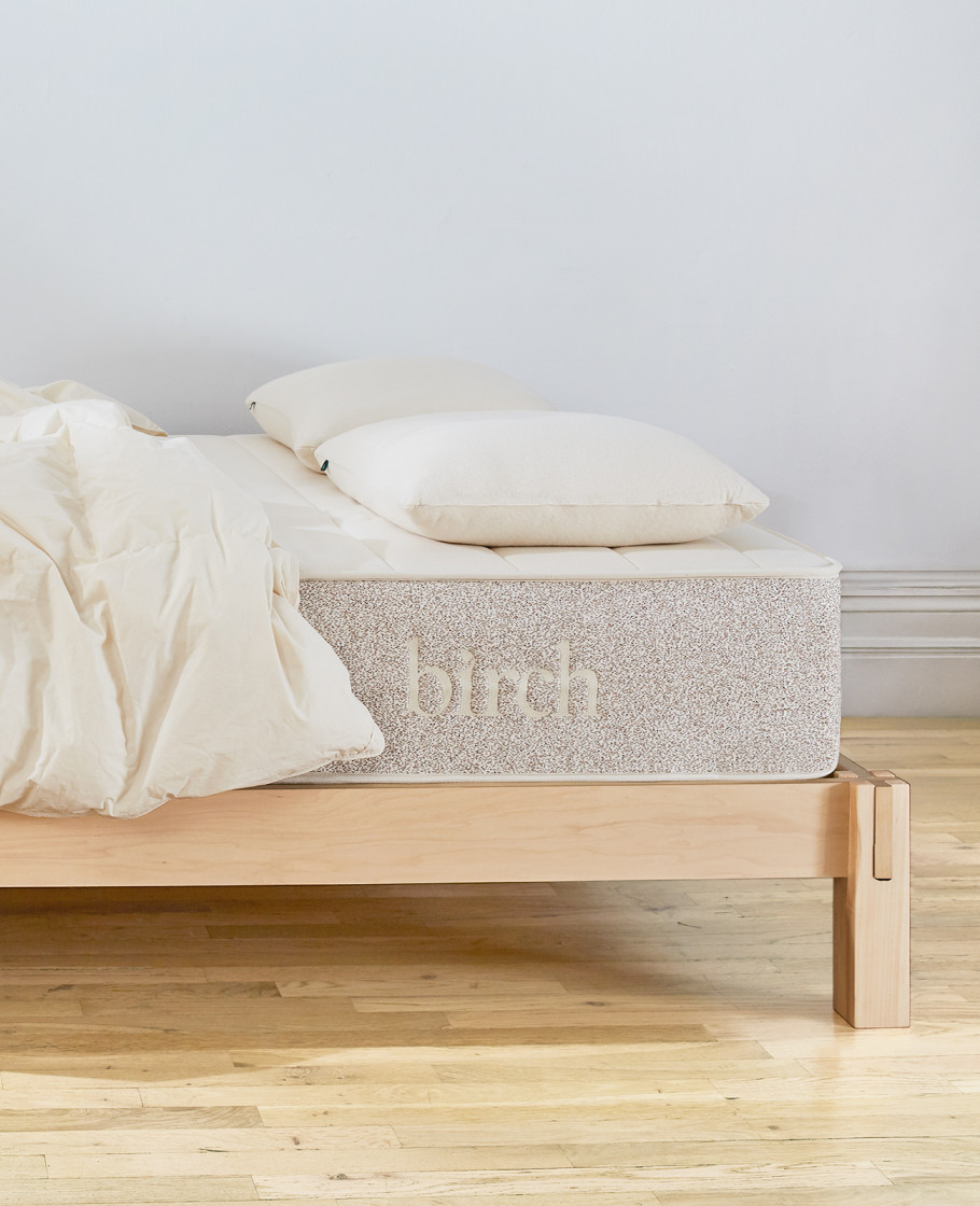 pillow made with organic pillow comfort