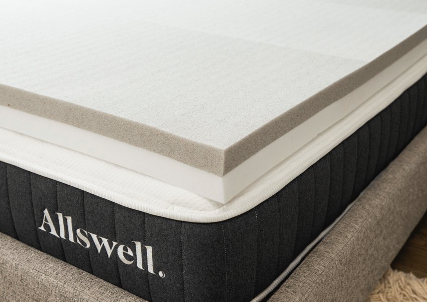allswell cooling topper