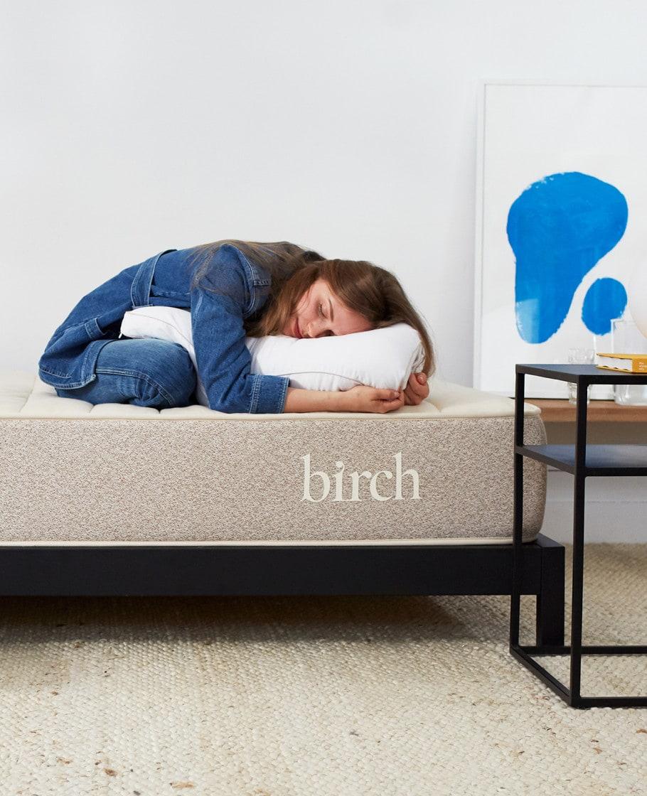 birch pillow review comfort